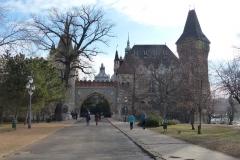 Burg Vajdahunyad