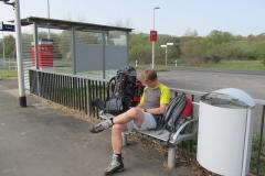 Am Bahnhof Oberbettingen