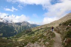 Auf dem Almageller Höhenweg