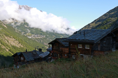 Häuser in Furggstalden