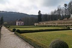 Parkanlage Schloss Weilerbach