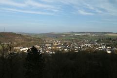 Blick auf Echternach
