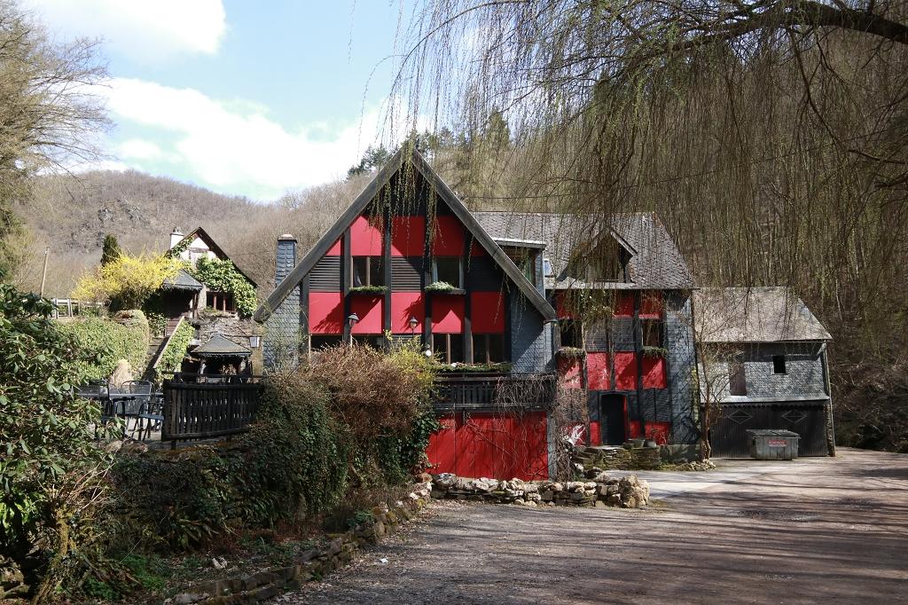 Traumschleife Baybachklamm - Schmausemühle