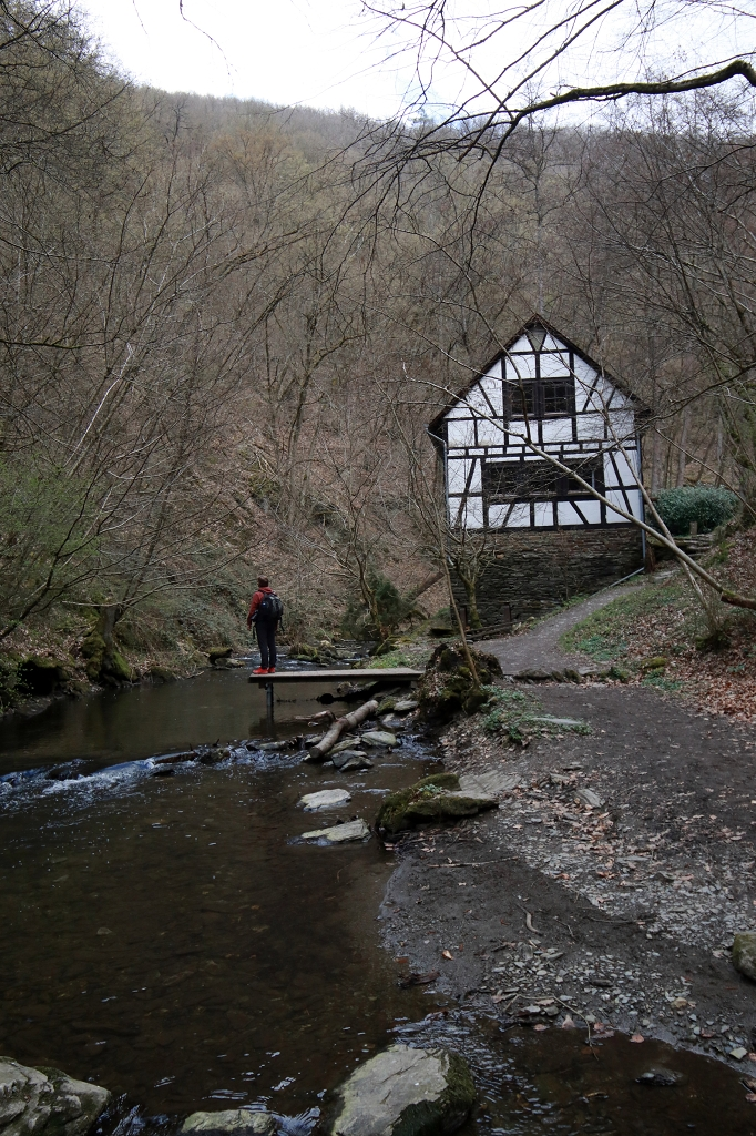 Traumschleife Baybachklamm - Heyweiler Mühle