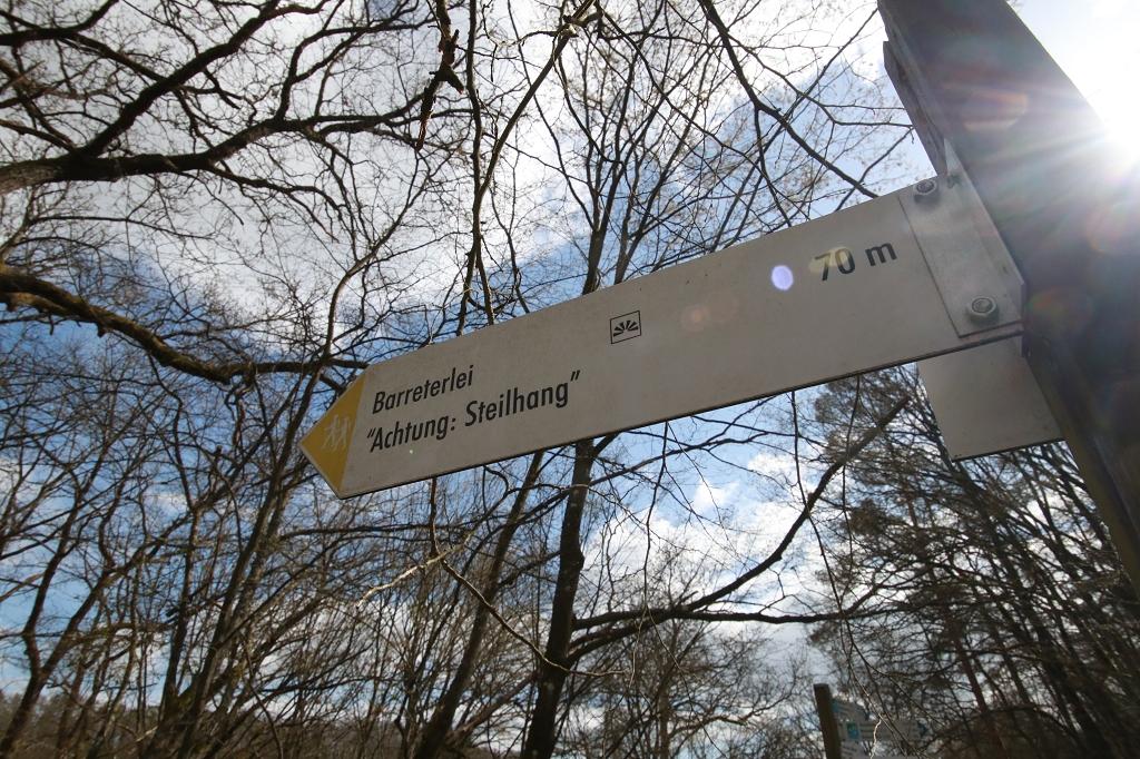 Traumschleife Baybachklamm - Barreterlei