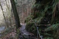 Traumschleife Baybachklamm
