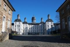 Bensberger Schlosswegs (Streizug Nummer 13) - Schloss Bensberg