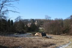 Bensberger Schlosswegs (Streizug Nummer 13) - Schloss Lerbach