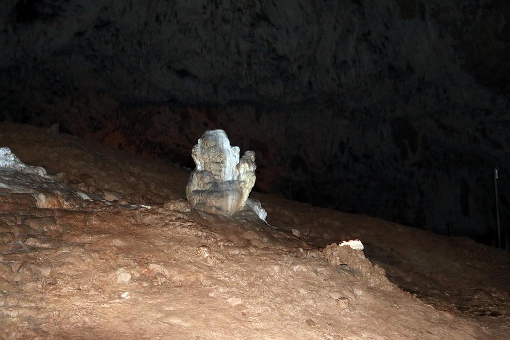Tropfsteine in der Srednja Bijambarska Höhle