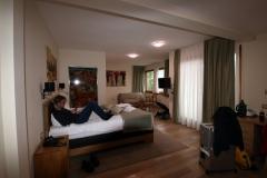Zimmer im Hotel Aziza, Sarajevo