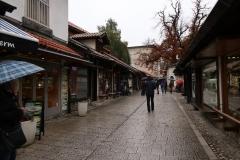 Altstadt in Sarajevo