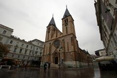 Herz-Jesu-Kathedrale Sarajevo