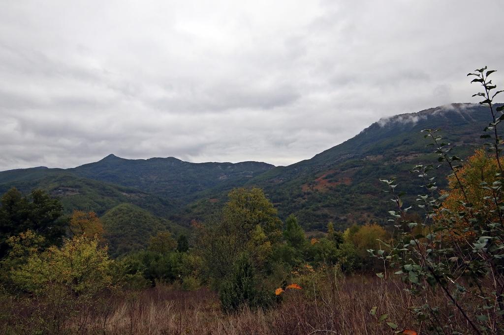 Ausblick über die Landschaft des Sutjeska-Nationalpark