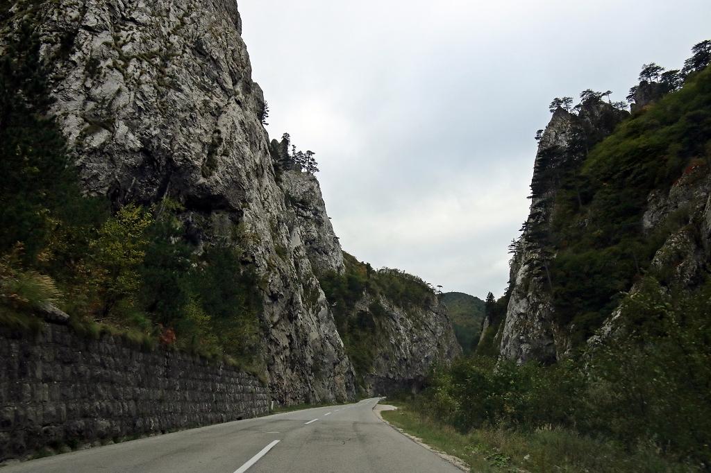 On the road again in Bosnien und Herzegowina