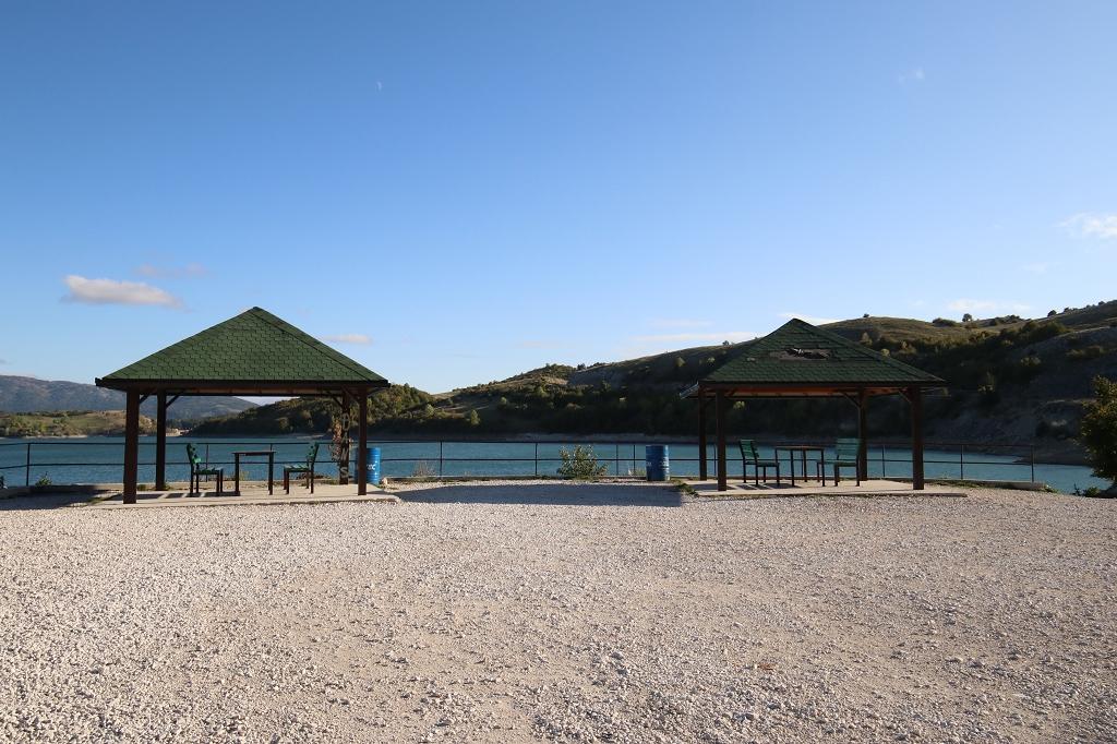 Klinje See (jezero wrba) in Bosnien und Herzegowina