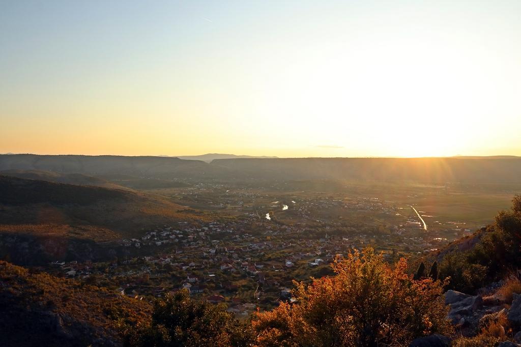 Ausblick auf Buna