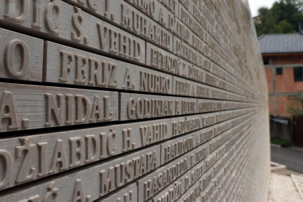 Namensliste der Verstorbenen im Krieg