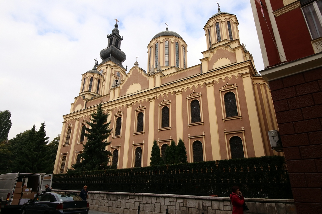 Mariä-Geburt-Kathedrale in Sarajevo
