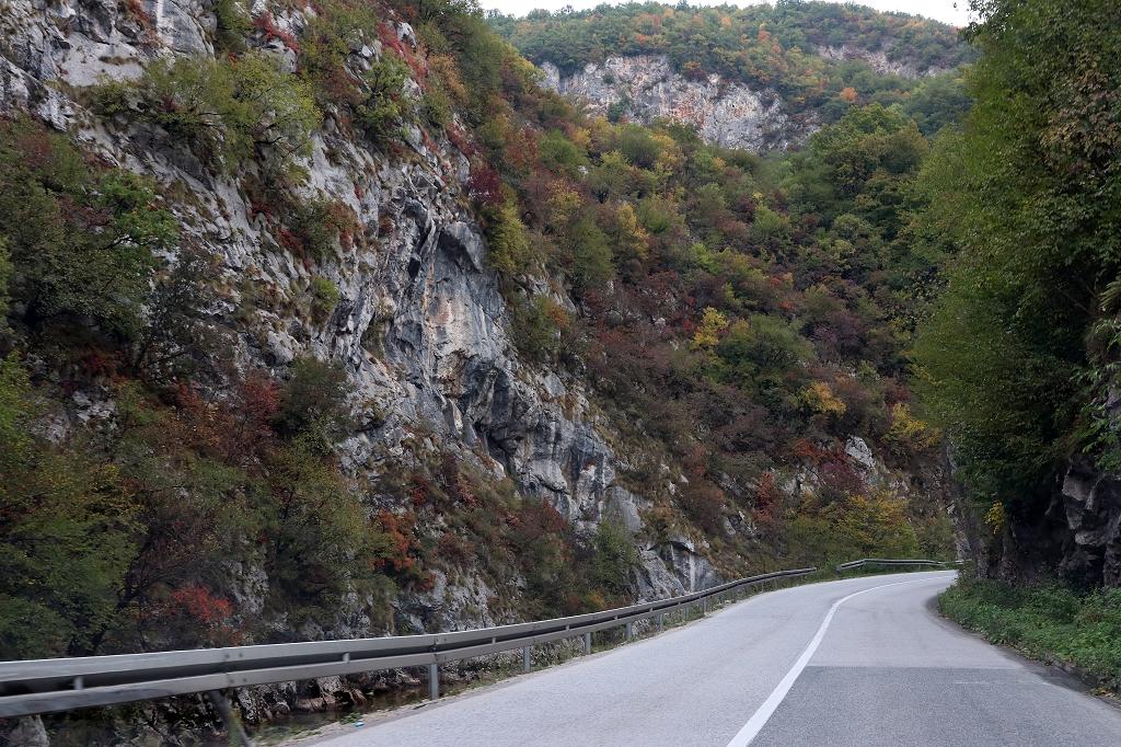 Fahrt zum Sutjeska-Nationalpark