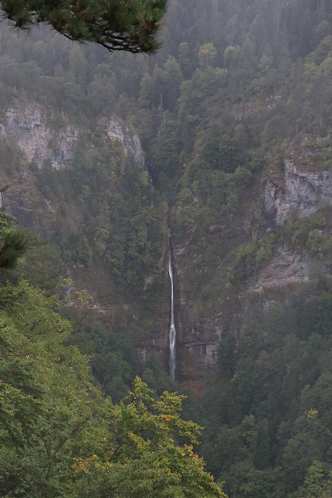 Skakavac Wasserfall im Sutjeska-Nationalpark