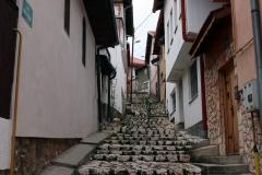 Enge Gassen in Sarajevo