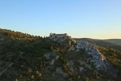 Blick auf die Festung Stjepan grad
