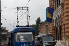 Straßenbahn in Sarajevo
