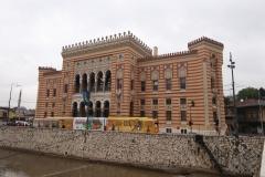 Historisches Rathaus von Sarajevo