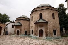 Mausoleum der Gazi-Husrev-Beg-Moschee