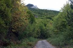 Straße zum Sutjeska-Nationalpark