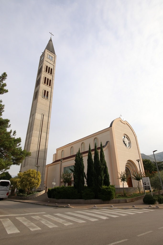Katholische Kirche St. Peter & St. Paul in Mostar