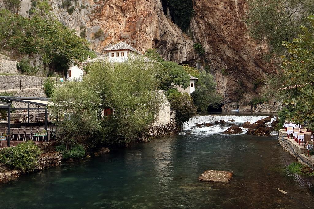 Eingang zur Bunaquelle (Vrelo buna)