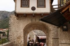 Eingang zur Altstadt von Mostar