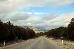 Fahrt zum Blidinjsko jezero