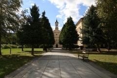 Kloster Franjevački samostan Rama auf der Halbinsel Šćit
