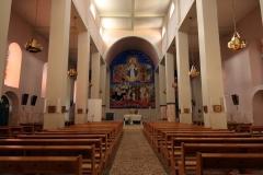 Klosterkirche auf der Halbinsel Šćit