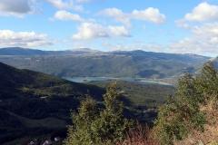 Ausblick auf den Ramsko jezero