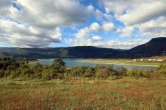 Am Ramsko jezero in Bosnien und Herzegowina
