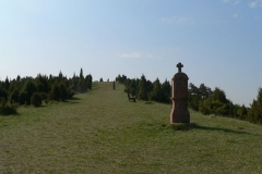 Kreuzweg auf Kalvarienberg