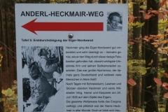 Elfringhauser Schweiz - Anderl-Heckmair-Weg
