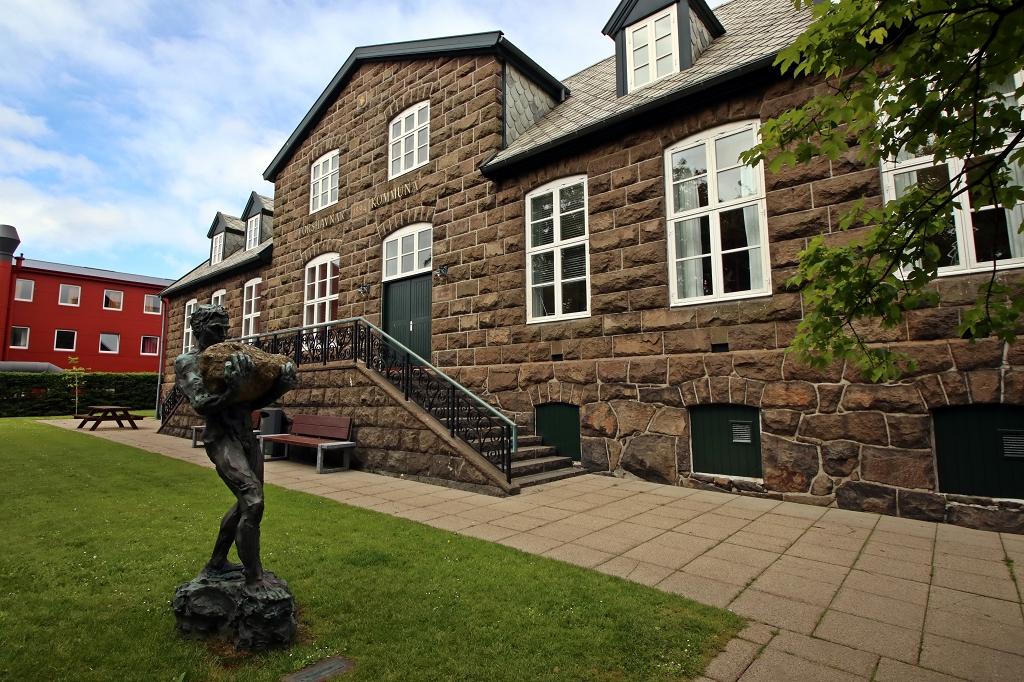 Rathaus in Tórshavn