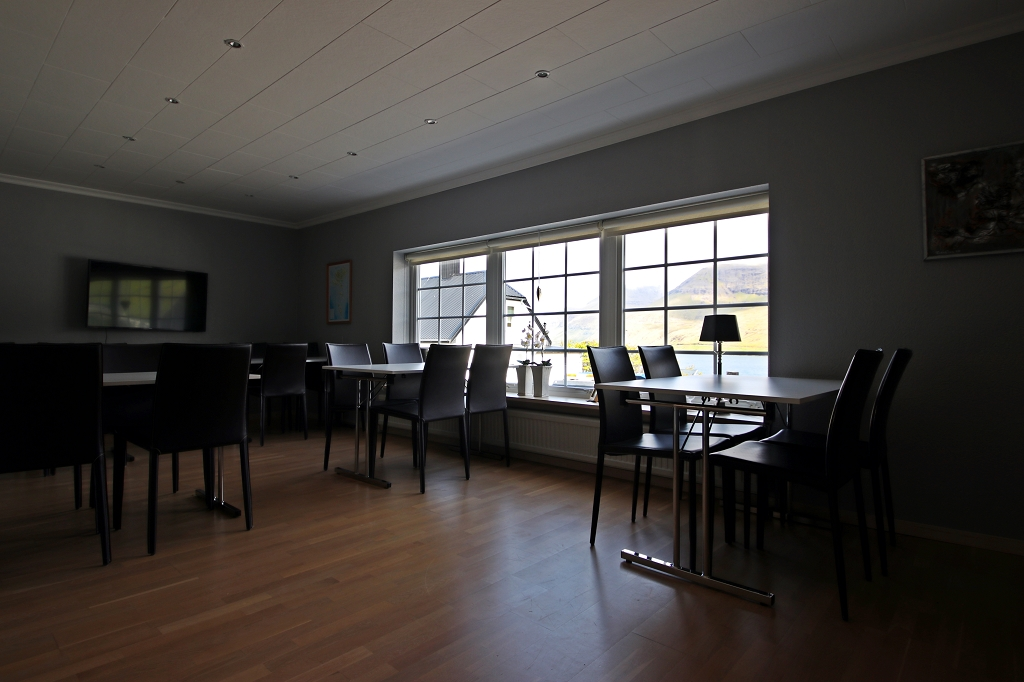 Ró Guesthouse, Färöer