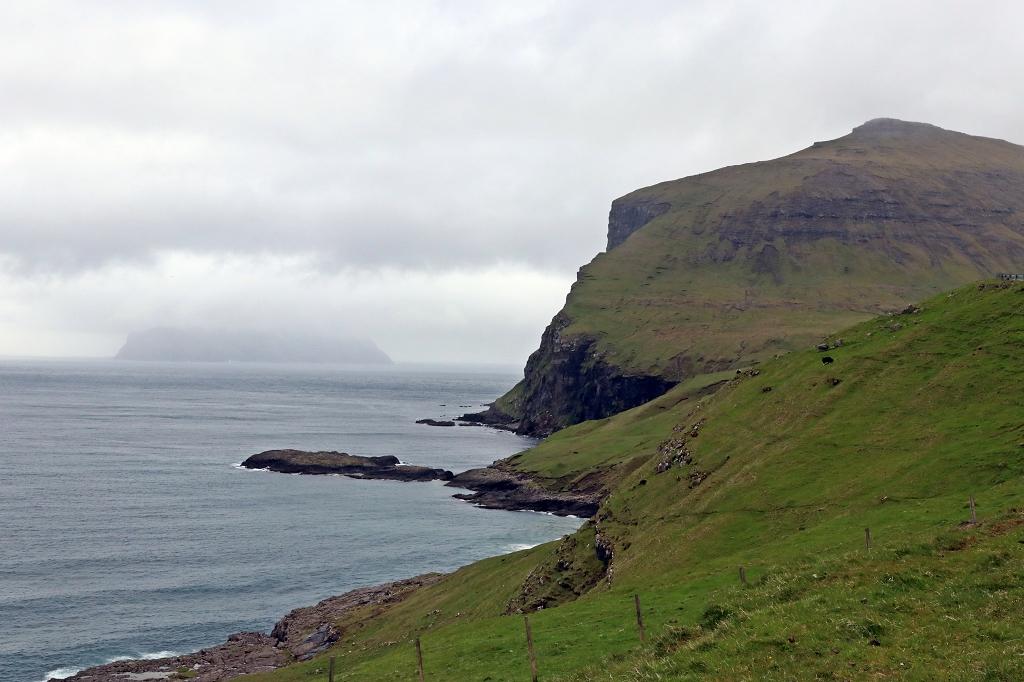 Fjord Sørvágsfjørður