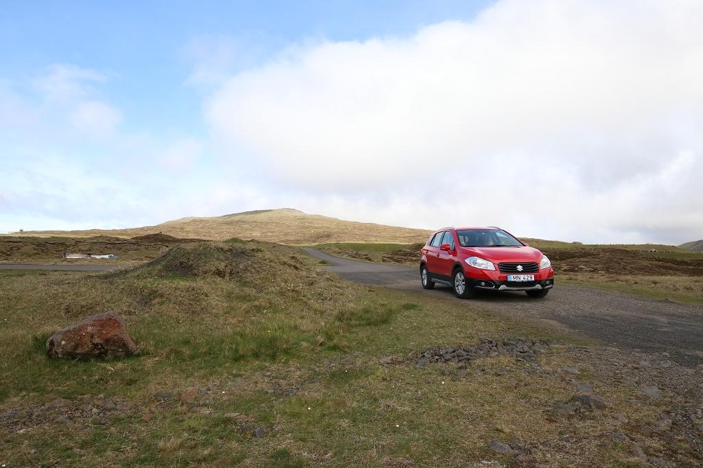 Mit dem Suzuki auf den Färöern unterwegs