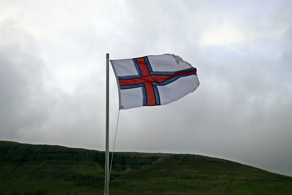 Flagge der Färöer