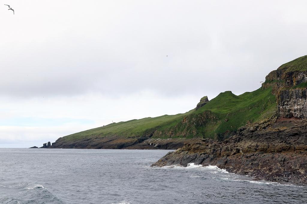 Mykines auf den Färöer