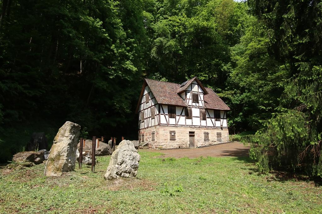 Premiumwanderweg Hoher Meißner - Haus Halde