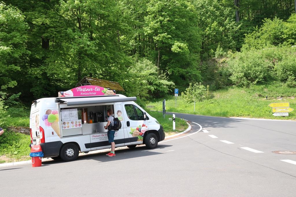 Premiumwanderweg Hoher Meißner - Parkplatz Schwalbenthal
