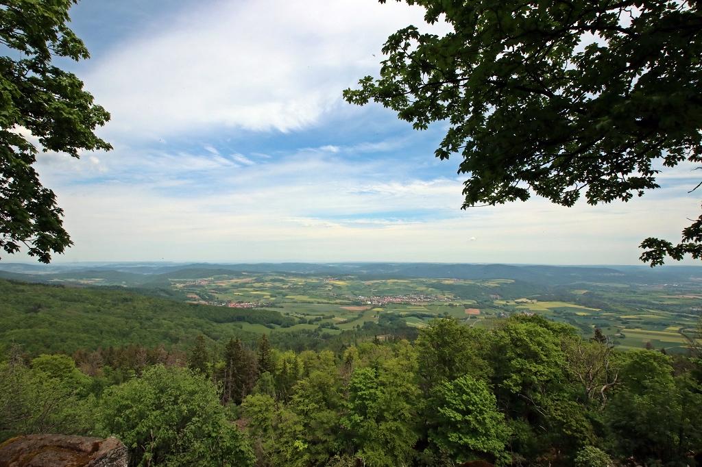 Premiumwanderweg Hoher Meißner - Kalbe