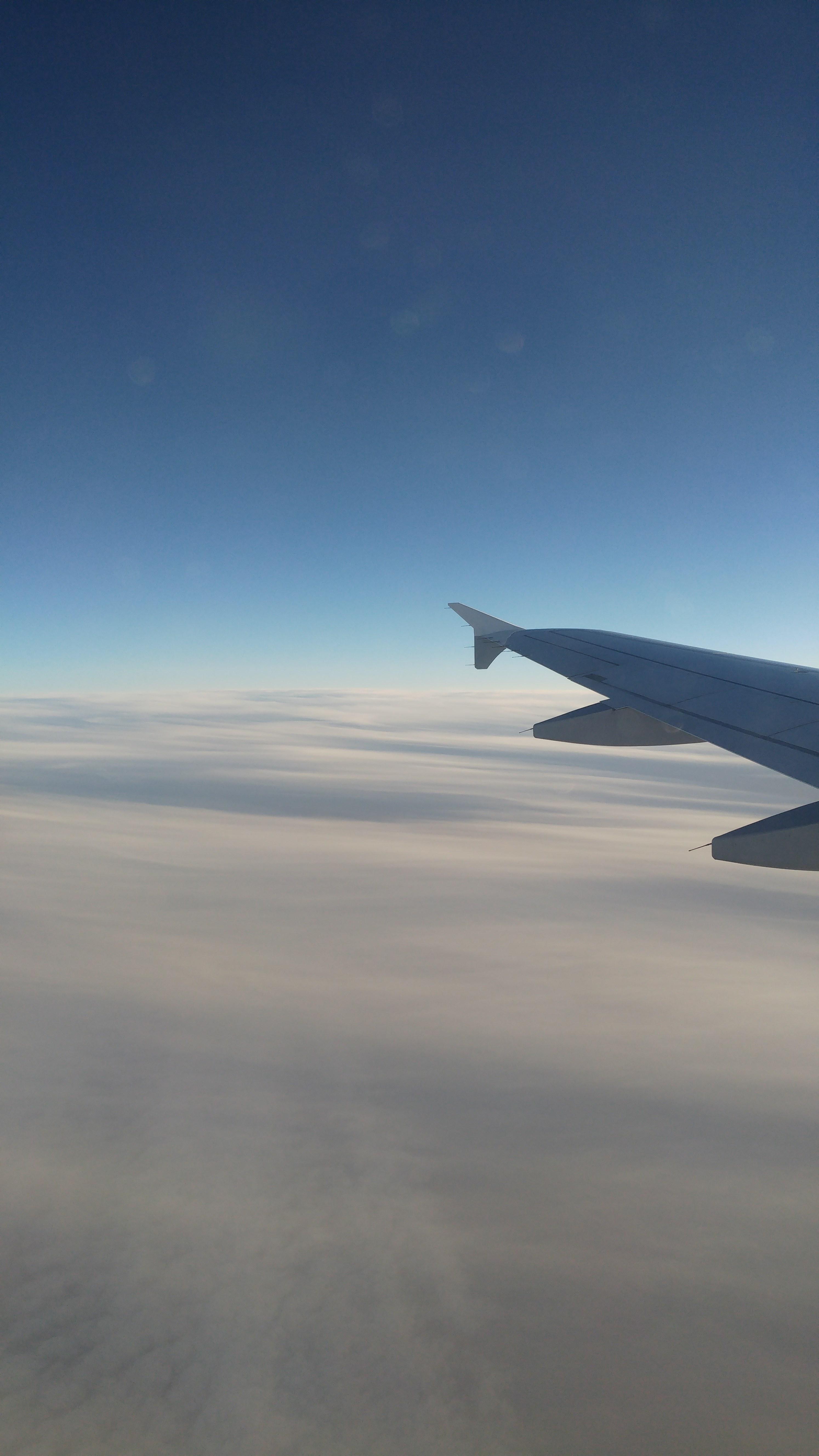 Auf dem Weg nach Island
